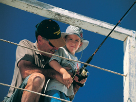 Moonta Bay Fishing