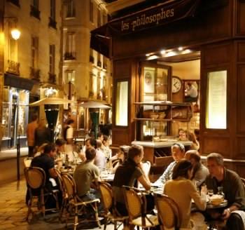 Les Philosophes, Paris, France