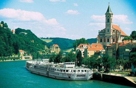 The River Danube, Black Forest, Germany