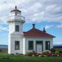 Mukilteo Lighthouse, Washington, United States